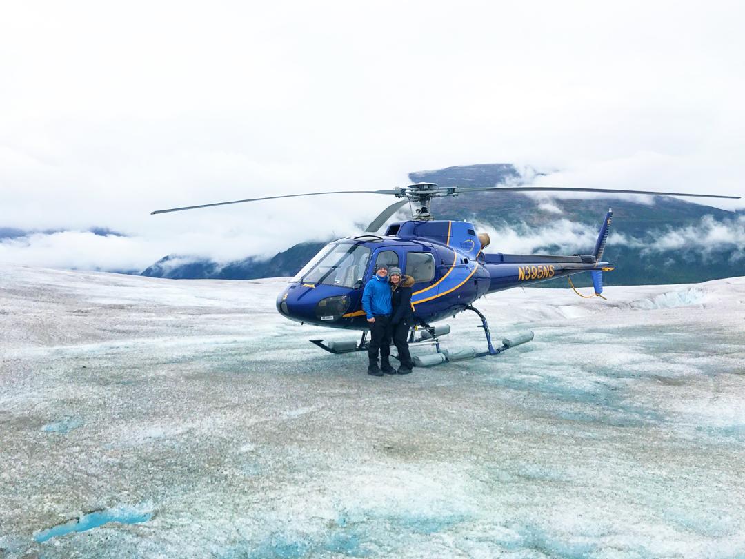 helicopter alaska