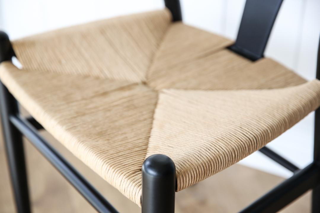 natural fiber seats