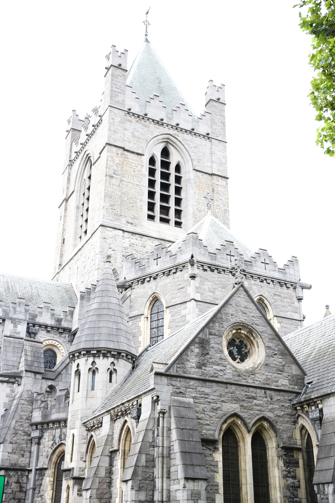 Irish church